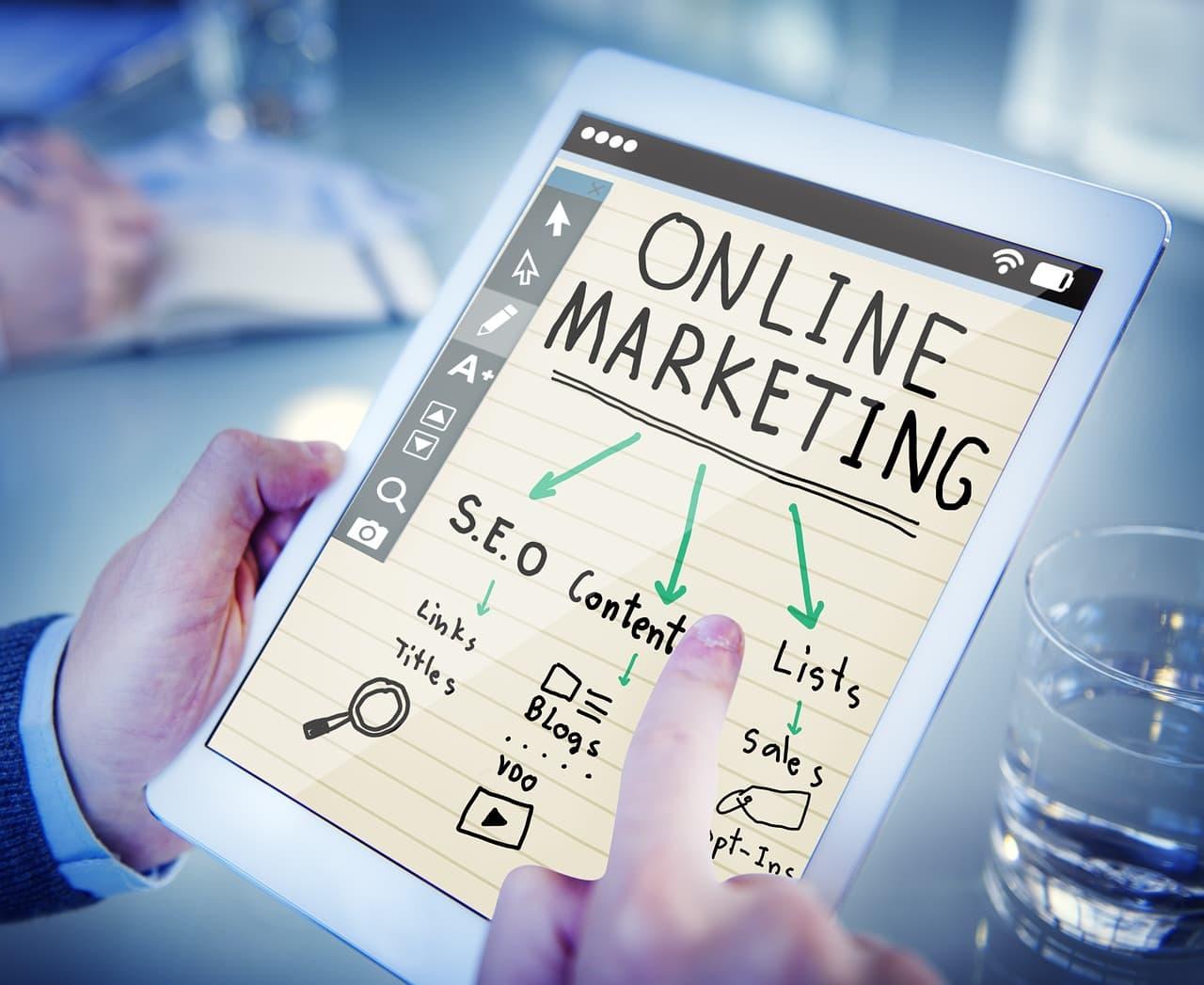 Onlinemarketing Instrumente