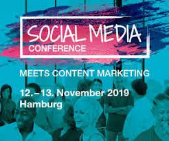 Social Media Conference 2019 Hamburg